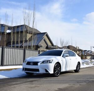 2014 Lexus GS 350 F ** SHOWROOM CONDITION **