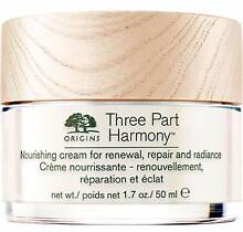 ORIGINS Three Part Harmony Cream - RRP $110 Double Bay Eastern Suburbs Preview