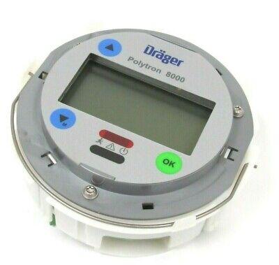 New Drager Polytron 8000 4544795 P8000 Bucket Display Module
