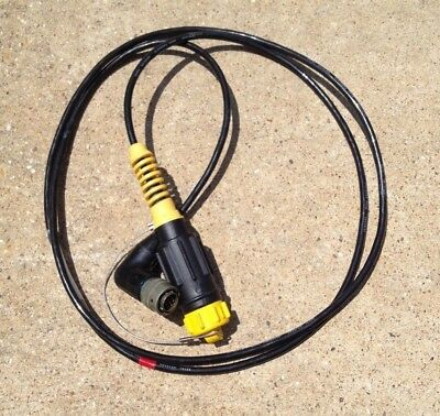 Sercel Seismic Geophysical Geophone Cable Adapter 8 Ft Lti Connector