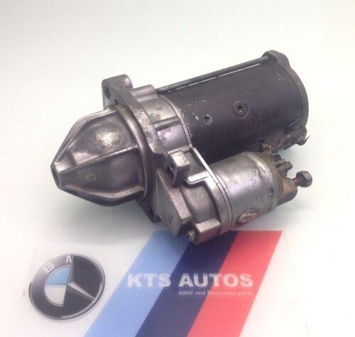 MERCEDES E CLASS 2.1 Diesel Starter Motor LRS02091