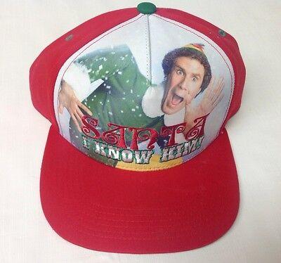 ELF Movie Baseball Cap Hat
