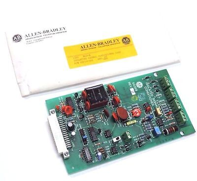 Repaired Allen Bradley 50369 Isolated Signal Conditioner Rev. D