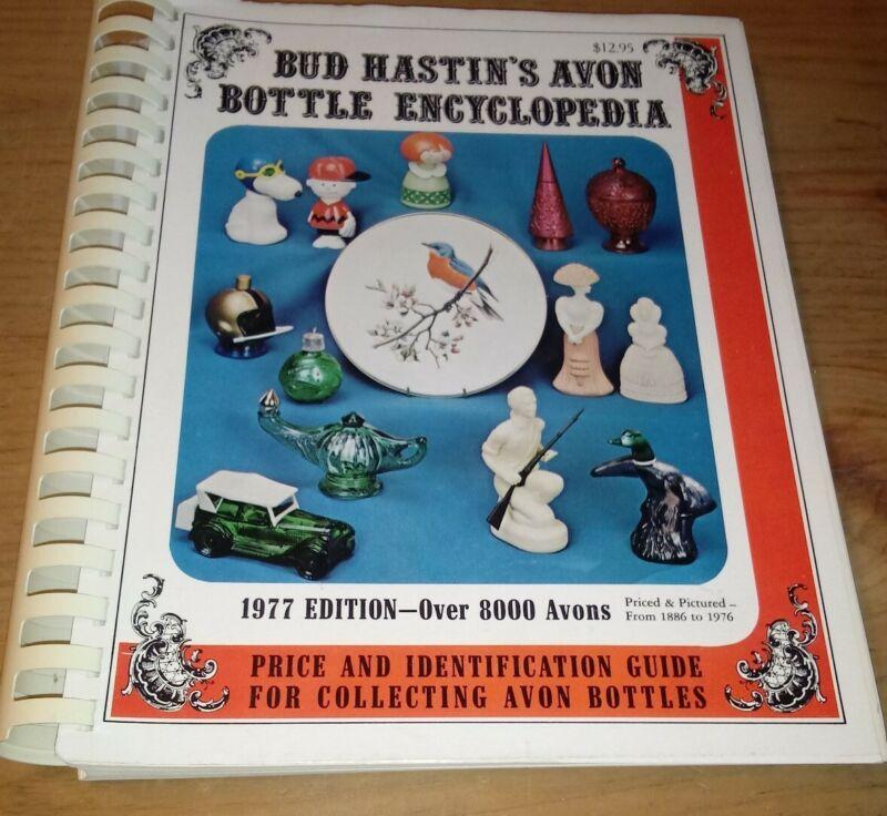 Bud Hastin's Avon Bottle Encyclopedia 1976-1977 Edition