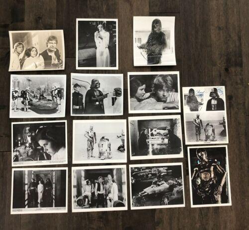 Star Wars 1977 14 stills photos 8x10