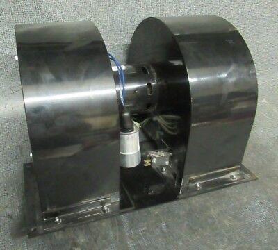 Apw Blower Pr595-1 04-04921 Rev C00 115vac Dual Inlet Squirrel Cage Fan Warranty