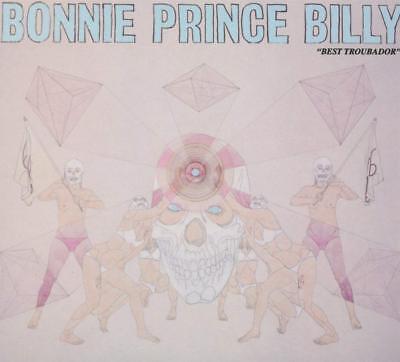 BONNIE PRINCE BILLY Best Troubador (2017) 16-track CD album