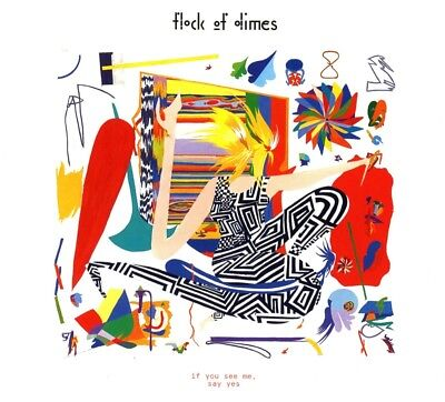 Flock of Dimes - If You See Me, Say Yes
