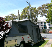 CUB CAMPER Hollywell Gold Coast North Preview