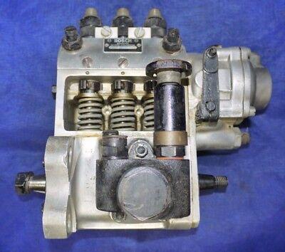 Einspritzpumpe Bosch antik 3 Zylinder Traktor Ausstellungsstück EP/MZ60A58d PES