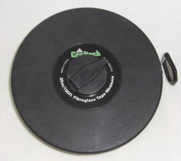 30m Fiberglass Tape Measure VGC