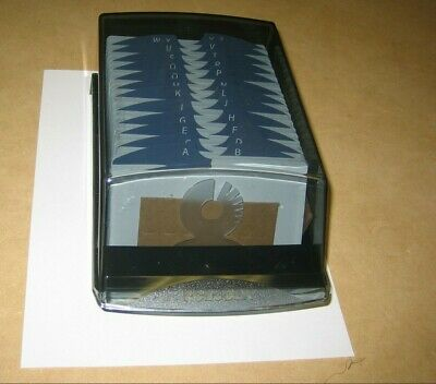Brand New Original Rolodex Index Cards With Holder Great Buy