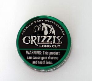 Grizzly wintergreen 4 tins!!! Cheap!