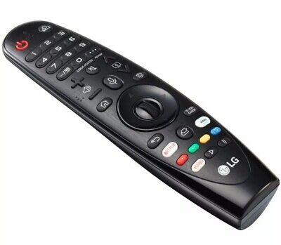 NEW OEM LG Magic Remote Control Smart TV 2019 Google Assistant Alexa AN-MR19BA