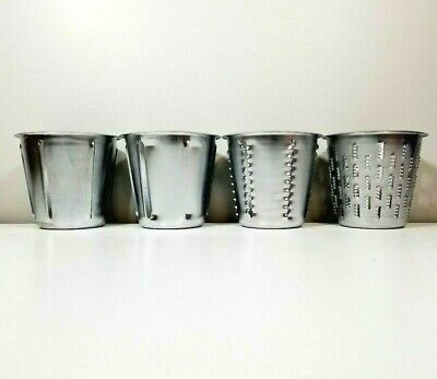 KitchenAid Rotor Slicer Shredder RVS-A Cone Replacement Set of 4 Cones