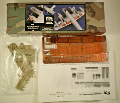 Verlinden Productions 1659 Dornier 217-E5 Detail Set for Revell Monogram 1/48