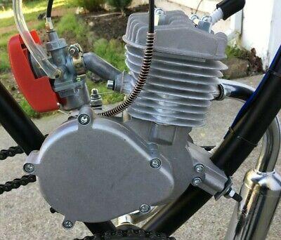 Engineering Motors - AUTHENTIC Wildcat™ PK80 Runwell 80cc/66cc Motorized Bike Kit Motor ENGINE ONLY
