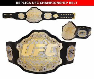 UFC Championship Belt Ultimate Fighting Replica Belts 50