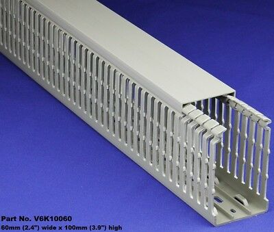 1 Set - 2x4x2m Gray High Density Premium Wiring Duct Cover Ulcecsa Listed