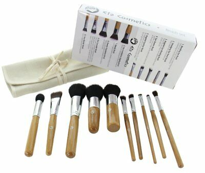 Ultra Natural Goat Hair Premium Makeup Brush Set ()
