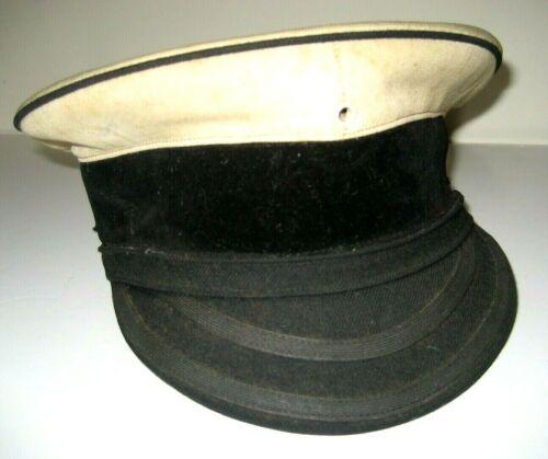 /Some Antique FD Uniform Bayly-Bell visor cap 1920-30s