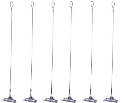 Package of 6 - Duckbill 68-DB1 Earth Anchors