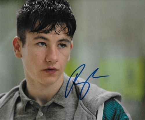 * BARRY KEOGHAN * signed autographed 8x10 photo * DUNKIRK * 4