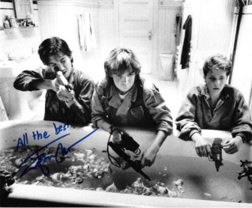 * JAMISON NEWLANDER * signed autographed 8x10 photo * THE LOST BOYS * 2