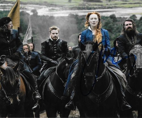 * JACK LOWDEN * signed autographed 8x10 photo * MARY QUEEN OF SCOTS * PROOF * 1