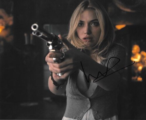 * IMOGEN POOTS * signed autographed 8x10 photo * FRIGHT NIGHT * 1