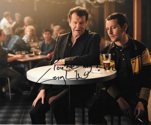 * LEIGH WHANNELL * signed autographed 8x10 photo * THE MULE * 2