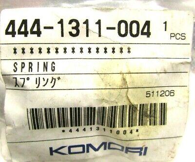 Genuine Oem Komori Spring 444-1311-004 Printing Press Part Offset Printer New