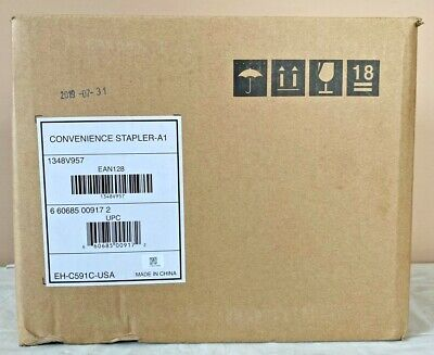 Canonmax Co Convenience Electric Stapler A1 1348v957 Opened Box P1 Staples