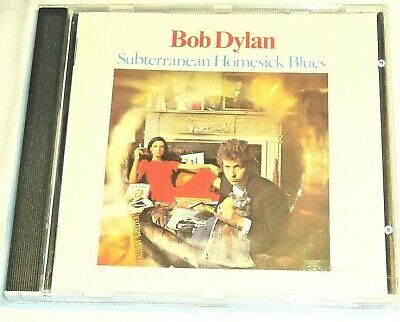Bob Dylan  Subterranean Homesick Blues  CD