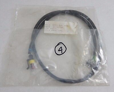 NOS Genuine MV Agusta OEM Start Stop Switch Wire Harness Lead Part 800067262