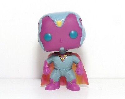 VISION FUNKO POP LOOSE FIGURE AVENGERS AGE OF ULTRON MARVEL SUPER - Avengers Age Of Ultron Vision