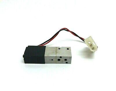 Mitutoyo 041e1 Mini Pneumatic Solenoid Valve Module 24v Cmm