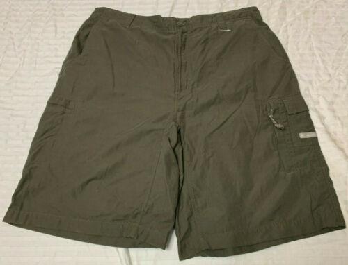 Columbia Mens Cargo Shorts Size 38