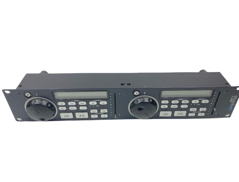 Stanton C.500 Rackmount CD Control Panel Only -No CD Player- CDJ DJ Equipment