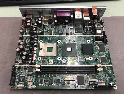 All In One Pos System Pt-9450 Rev 1.0 Main Board For Par M7125-01