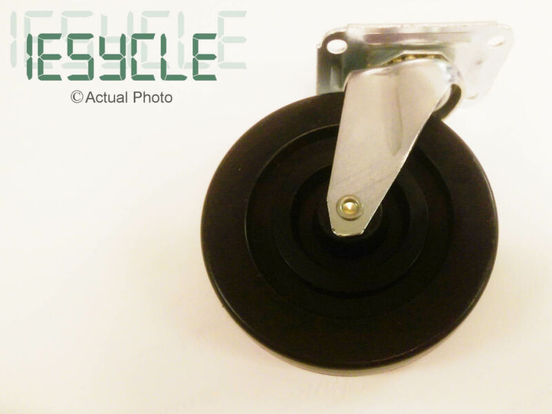 NEW Swivel Plate Caster 5 X 1-1/4