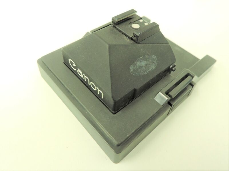 Vintage Canon Eye Level Finder FN for Canon F-1 Camera