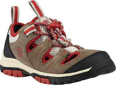 Timberland Schuhe Kinder A1785 Zip Trail Fisherman Gr.39 Sneaker, Halbsandale