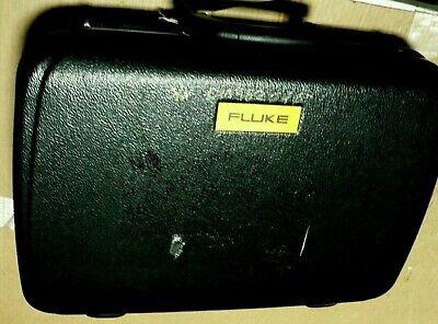 Fluke Scopemeter 190bc Series 199b003s Need Battery