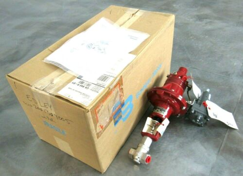 NEW BADGER METER 1002GCN36SV0PDPS3T RESEARCH CONTROL VALVE