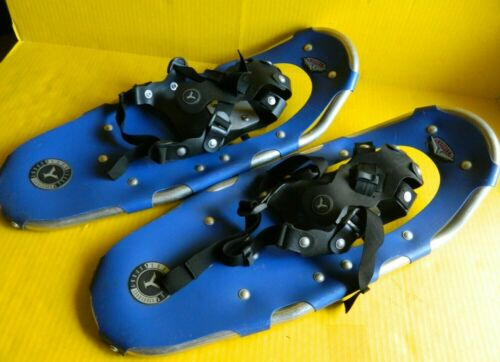 YUBASHOES SPORT SNOWSHOES, RAMBLER MODEL 22 x 9 ~ PRE-OWNED