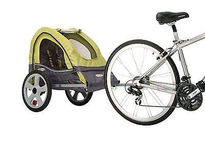 Bicycle Trailer Bike Stroller Carrier Cart Hitch Child Pet Dog Groceries InStep