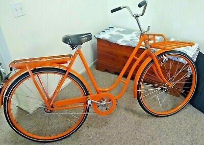 "Schwinn Medium 16/"" 1960s USA Charity! Vintage Cruiser Bike Frame Western Flyer"