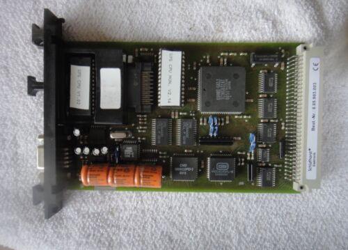 KUHNKE Control Module Diagnostics Board PC612    8.85.903.003