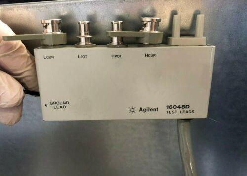AGILENT 16048D TEST LEADS